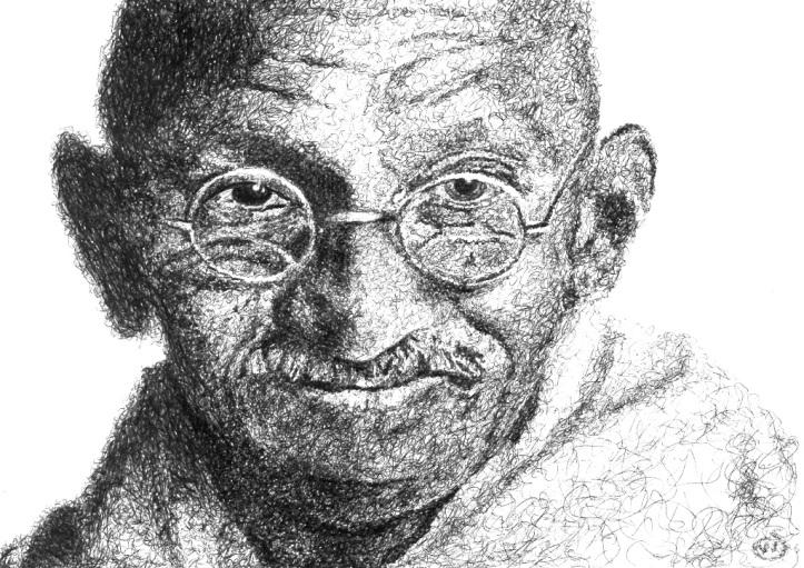 stevekiddart_ghandhi_scribblestyle_clean_small